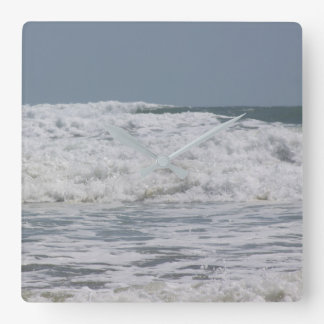 Relógio Quadrado Pulso de disparo de Oceano Atlântico
