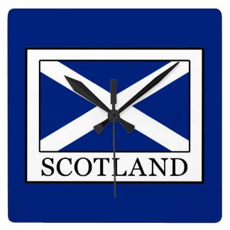 Relógio Quadrado Scotland