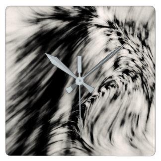 Relógio Quadrado Swerve
