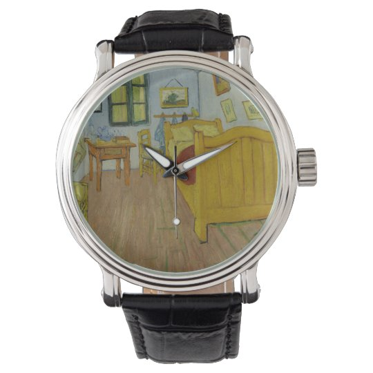f9b18f8bb3a Relógio Quarto em Arles por Vincent van Gogh