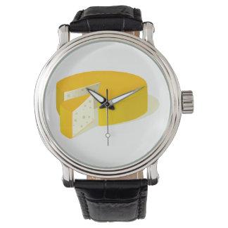 Relógio Queijo
