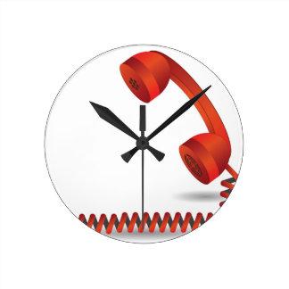 Relógio Redondo 118Red Rhone _rasterized