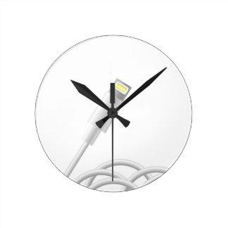 Relógio Redondo 76Smart telefone Connector_rasterized