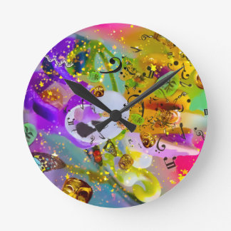 Relógio Redondo A música pode expressar tudo e dizer nada
