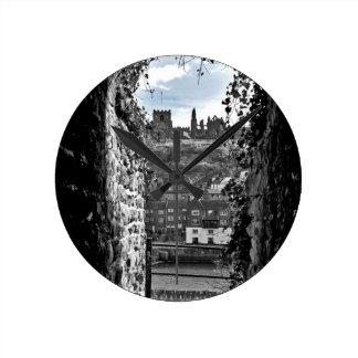 Relógio Redondo Abadia de Whitby