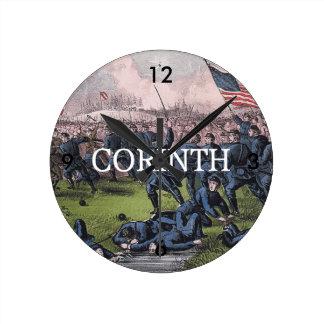 Relógio Redondo ABH Corinth