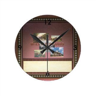 Relógio Redondo ABH Williamsburg