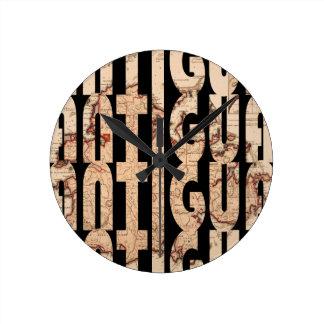 Relógio Redondo antigua1794