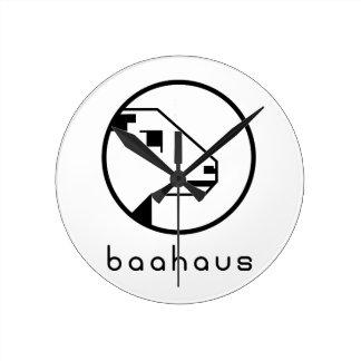 Relógio Redondo Baahaus