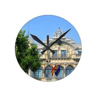 Relógio Redondo Barcelona, espanha