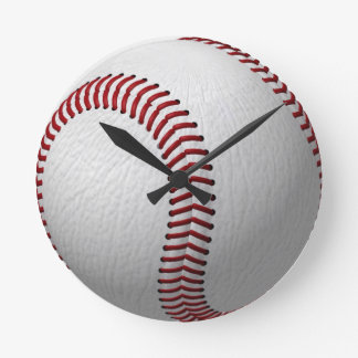 Relógio Redondo Basebol