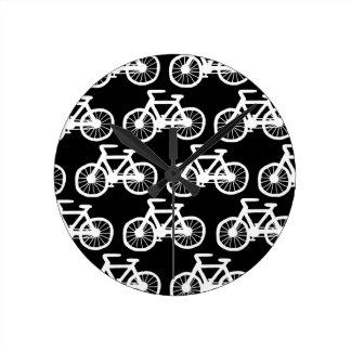 Relógio Redondo Bicicletas