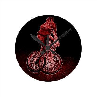 Relógio Redondo Biking da montanha
