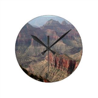 Relógio Redondo Borda norte do Grand Canyon, arizona, EUA 6