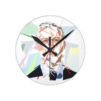 Relógio Redondo Bruno Lemaire