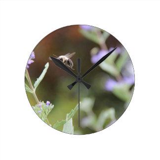Relógio Redondo Bumble a abelha