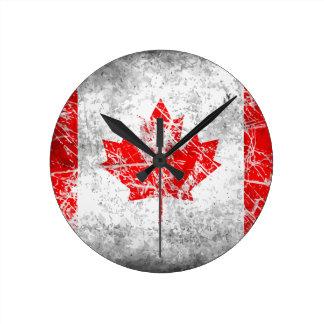 Relógio Redondo canada2