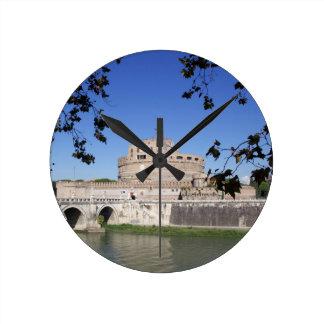 Relógio Redondo Castel Sant Angelo