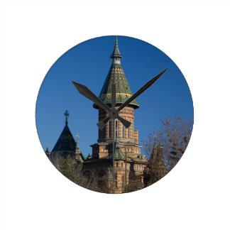 Relógio Redondo Catedral de Mitropolitan, Timisoara, Romania