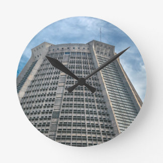 Relógio Redondo Catedral metropolitana Rio de Janeiro Brasil