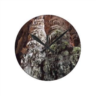 Relógio Redondo Cavernas de Gibraltar