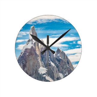 Relógio Redondo Cerro Torre - Parque Nacional Los Glaciares