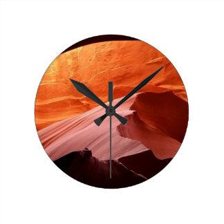 Relógio Redondo Coleção do arco