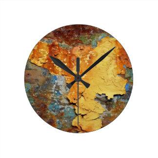 Relógio Redondo Colors of Rust_894, espécie