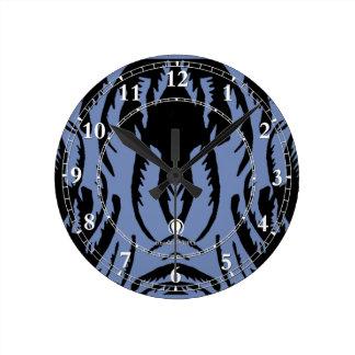 Relógio Redondo Comprar decorado moderno do pulso de disparo de