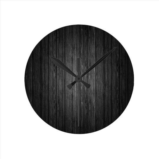 Relógio Redondo Dark woods