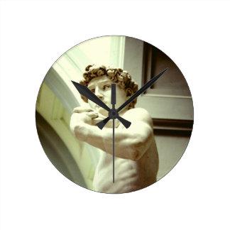 Relógio Redondo David - a imagem eterno de Florença