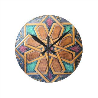 Relógio Redondo Design #1 de Alhambra
