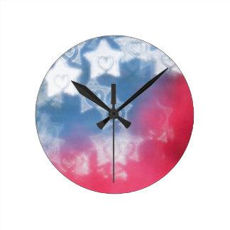 Relógio Redondo Dia da Independência