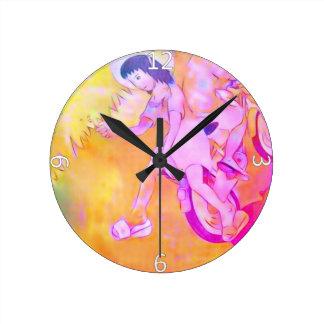 Relógio Redondo Dias inocentes