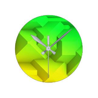 Relógio Redondo Divertimento poli 2B