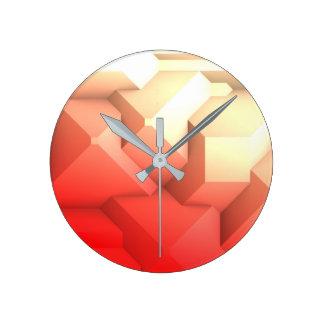 Relógio Redondo Divertimento poli 2C