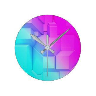 Relógio Redondo Divertimento poli 3B
