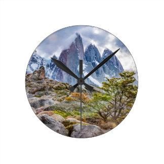 Relógio Redondo EL Chalten Argentina de Laguna Torre