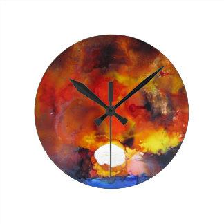 Relógio Redondo EndOfTNight$500.JPG