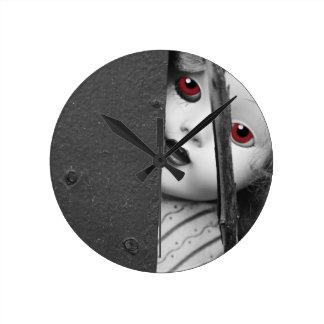 Relógio Redondo Eu ver o