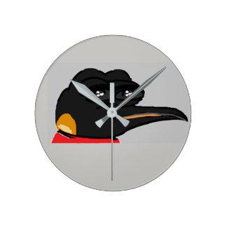 Relógio Redondo FEPE (Alt.) (cinza)