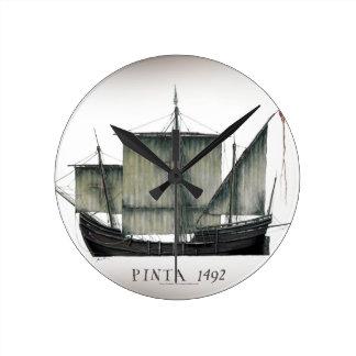 Relógio Redondo Fernandes 1492 tony de Pinta
