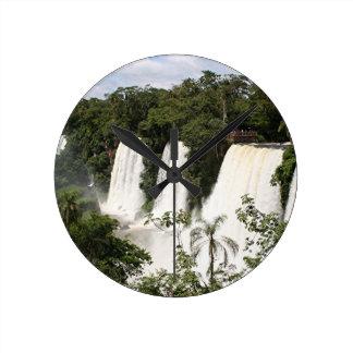 Relógio Redondo Foz de Iguaçu, Argentina, Ámérica do Sul