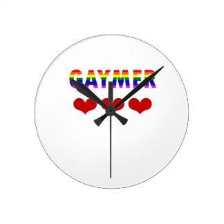 Relógio Redondo Gaymer (v1)