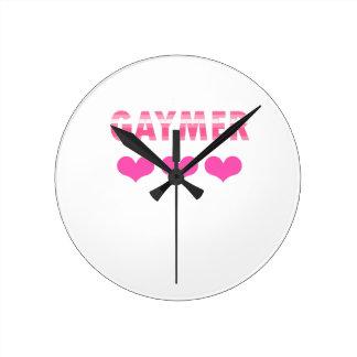 Relógio Redondo Gaymer (v2)