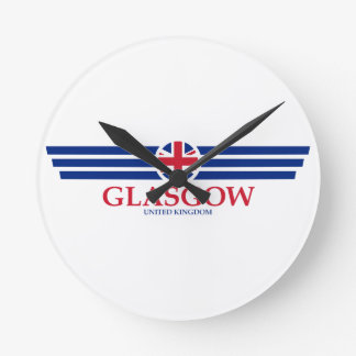 Relógio Redondo Glasgow