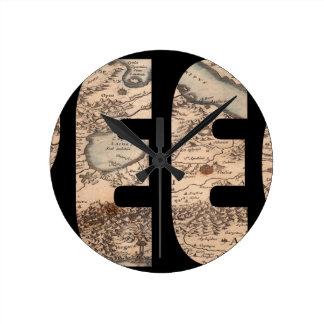 Relógio Redondo greece1630