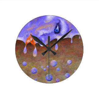 Relógio Redondo Imatrion V1 - a visão
