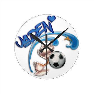 Relógio Redondo Jaden