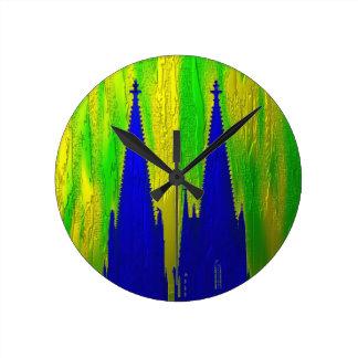 Relógio Redondo Kölner Domspitzen